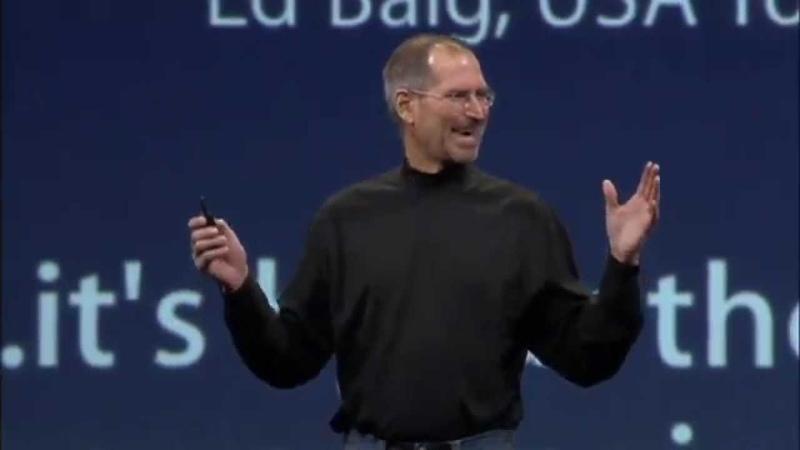 Macworld San Francisco 2008 Keynote Address (MacBook Air iTunes Move Rentals) by Steve Jobs