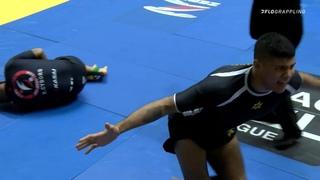 Victor Hugo vs Roberto 'Cyborg' Abreu - Absolute - 2019 World IBJJF Jiu-Jitsu No-Gi Championship