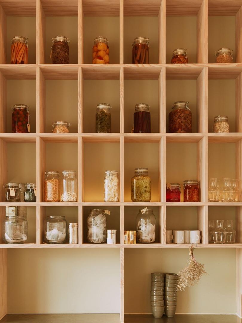 Экологичный проект ресторана органической кухни Hverdagen от датской студии Vermland