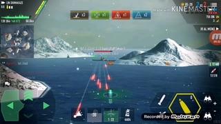 Battle of warships. BAD Zebra. KILL KILL KILL. Shimakaze 1m+