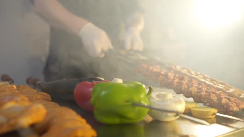 Конкурс от Кафе Старый Город Доставка еды в Колпино 8 кг шашлыка 1 5кг запеченных роллов