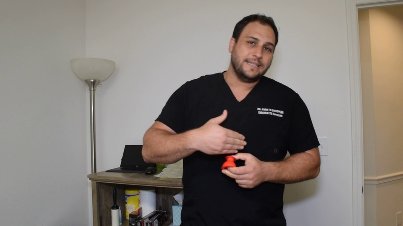 Let's Take Cupping to the Next Level Chiropractor in Palm Harbor