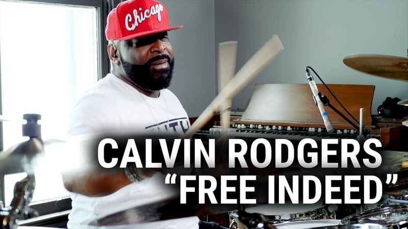 Meinl Cymbals Calvin Rodgers Free Indeed