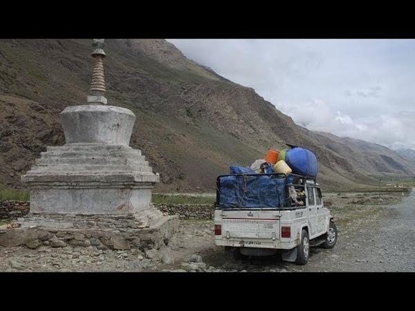фильм За пределы богов Северная Индия Гималаи Буддизм и Будда Размышления и путешествие