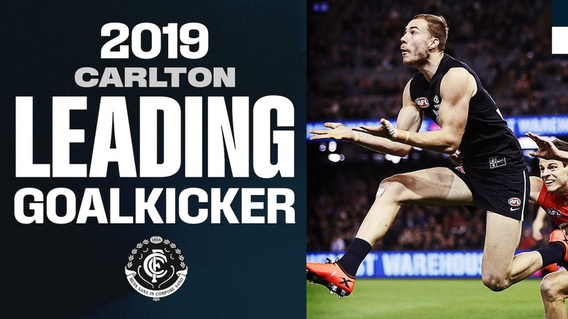 Every goal from Harry McKay in 2019 | Leading Goalkickers | AFL