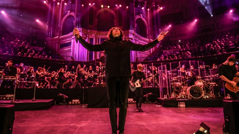 Bring Me The Horizon Can You Feel My Heart Live At Royal Albert Hall