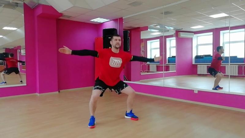 ОНЛАЙН тренировка Warm Up Черненко Гена bodyboom