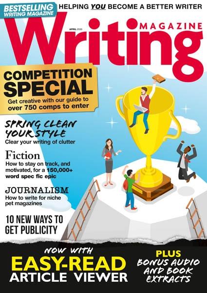 Writing Magazine  April 2020