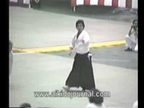 Yoshimitsu Yamada Aikido