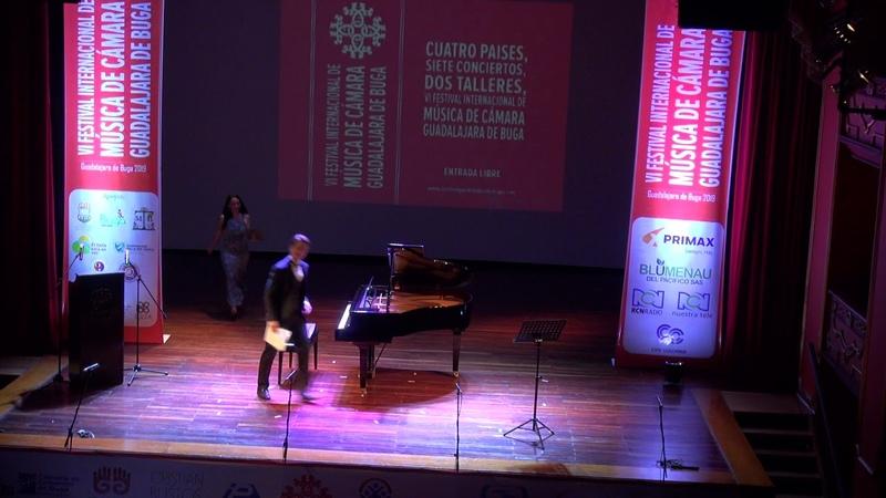 Koncert v Kolumbii noyabr 2019