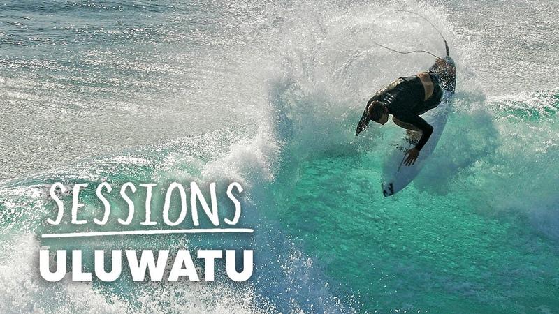 Jack Freestone Mason Rizal Kelly and more put on a surfing super session at Uluwatu Sessions