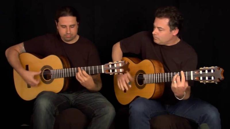 John Gilliat Ben Woods 'Chanela' by Paco de Lucia Daniel Turner Guitars