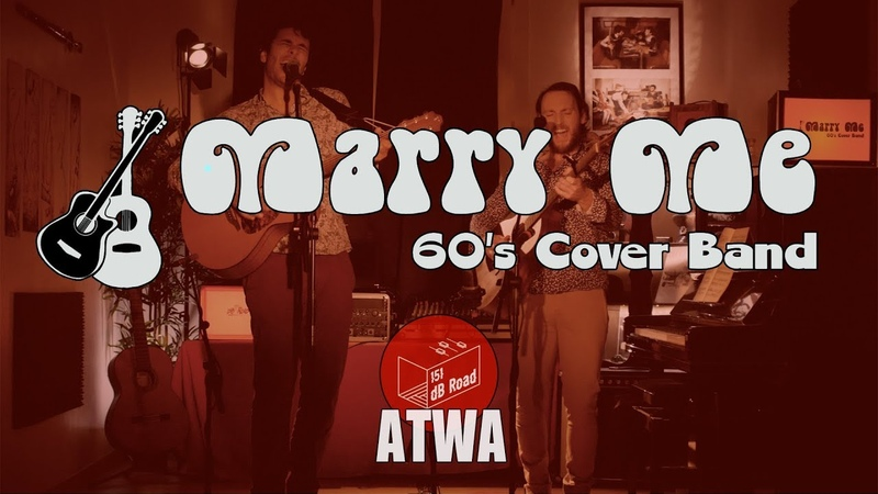 ATWA System Of A Down by Marry Me 60's cover band