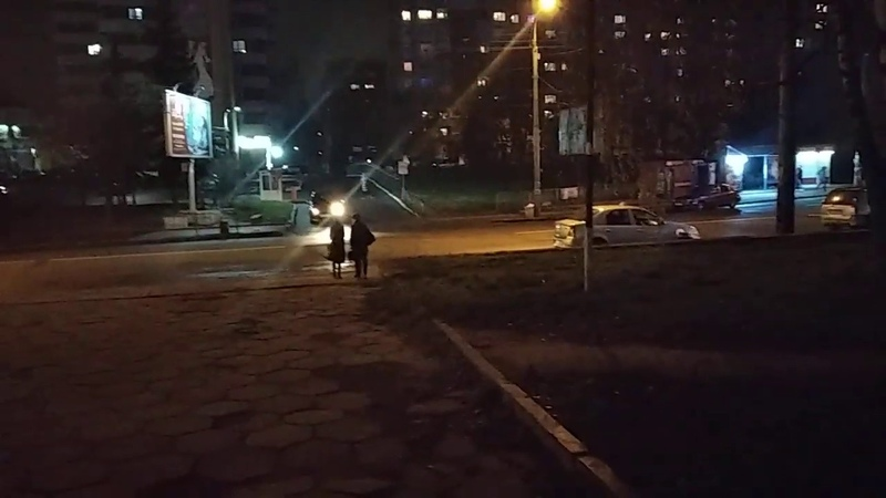 Рівненський світловий маяк. Рівень вандалізму у місті Рівне!