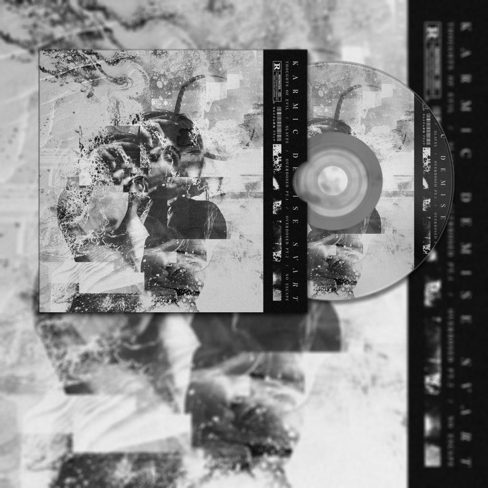 Karmic Demise - Svart [EP] (2019)