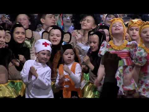Созвездие Йолдызлык 2019 Гала концерт Пирамида 29.04.19.