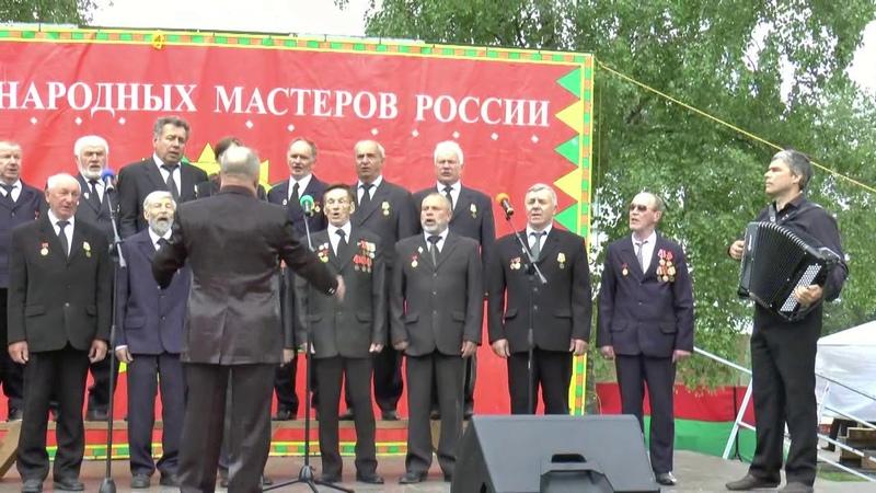 Каргопольский вальс и Живы будем исп Каргопольский мужской академический хор