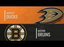 NHL Regular Season 2019-20 Anaheim Ducks-Boston Bruins