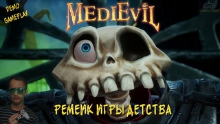 MEDIEVIL Remastered : Demo Gameplay на русском