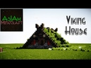 Minecraft Tutorial - Viking House by AsIAminecraft