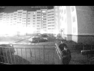 Вандализм - ул. Виктора Денисова, д. 24, п. 1 -