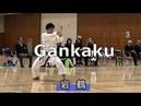 JKA Kata Gankaku Hidemoto Kurihara 日本空手協会 形 岩鶴 栗原秀元