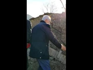 Отец Дагестана Нетипичная Махачкала