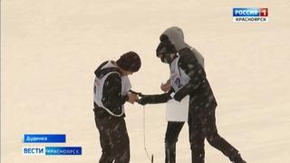 В Дудинкесостоялись соревнования по спортивному ориентированию