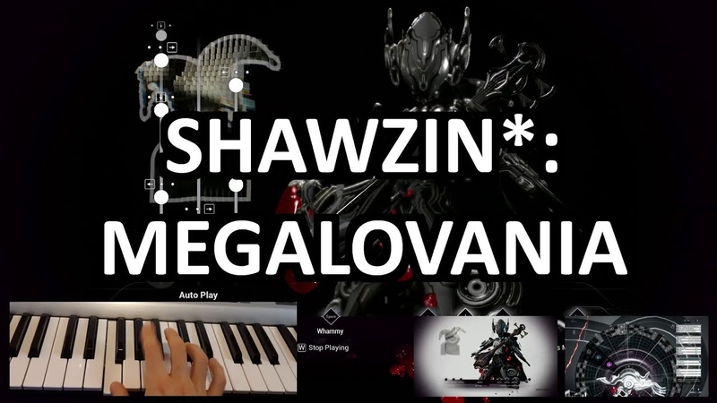 Warframe Shawzin*: Megalovania (Undertale)