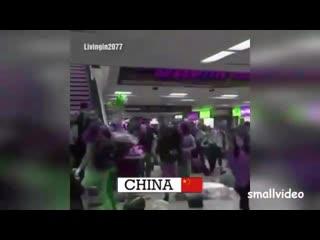 Когда чихнул китаец