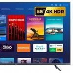 """Телевизор Xiaomi Mi TV 4S 55"""" T2 Global EU (с поддержкой российского цифрового стандарта DVB-T2) ..."""