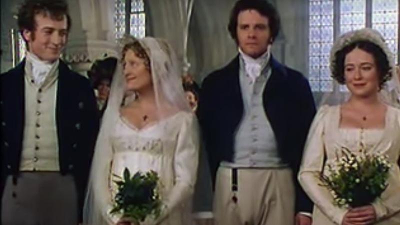 Double Wedding Pride and Prejudice BBC Studios