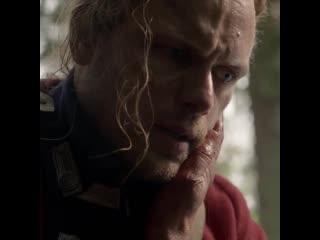 s5 ep7  Jamie said goodbye to a close confidant