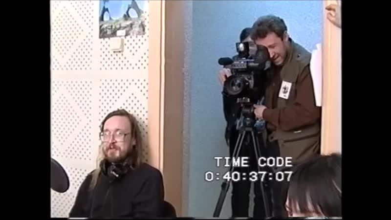 Егор Летов(Гражданская Оборона). Интервью для Авторадио, Ижевск, 18 декабря 1999 года