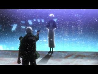 Psycho-Pass 3: First Inspector - трейлер полнометражного аниме. Премьера 27 марта 2020