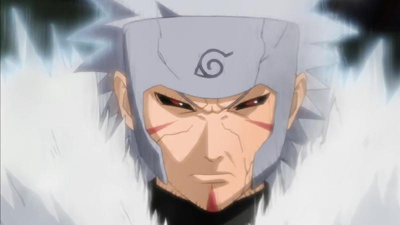 Ты Сопляк Поглощенный Ненавистью Да я тебя Тобирама унижает Саске и Орочимару одним пальцем