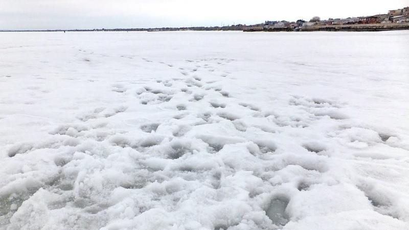 Осторожно тонкий лед Спасатели предупреждают тольяттинцев Новости Тольятти 05 12 2019