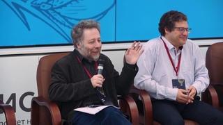 Панельная дискуссия Популяризация науки для школьников: проблемы и задачи