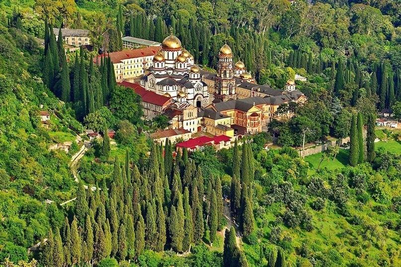 Страны мира — Абхазия, изображение №3