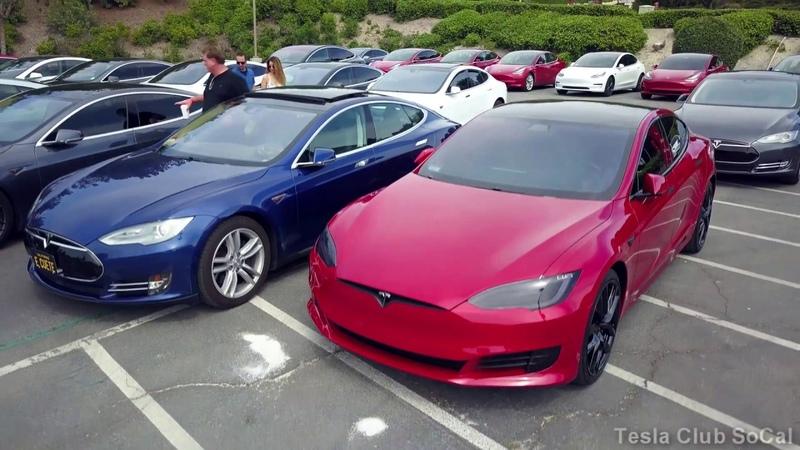 Tesla Club-SoCal: Social Event at Coto De Caza Golf Racquet Club