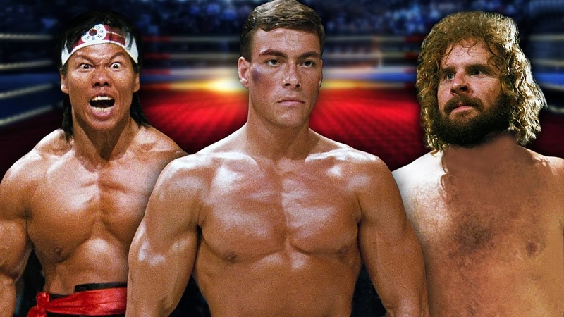 BLOODSPORT ⭐ Then and Now