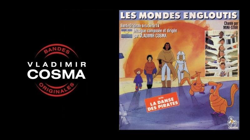 Mini Star Les Mondes Engloutis BO Du Film Les Mondes Engloutis