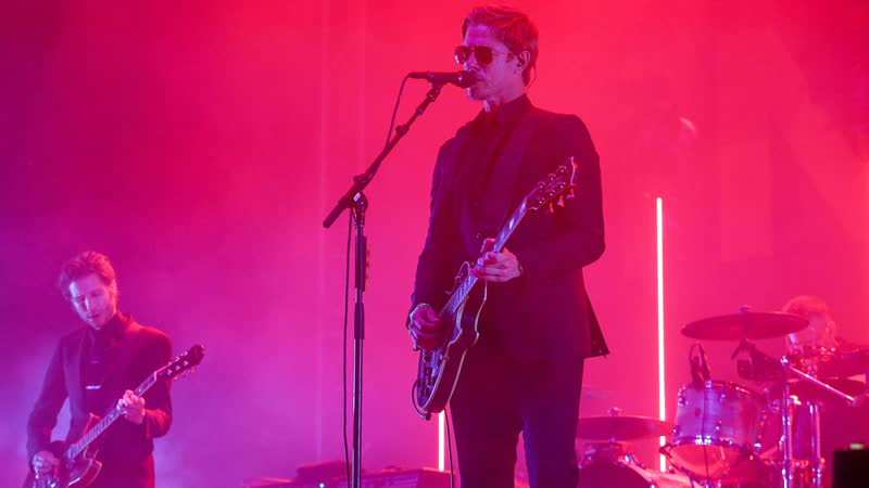 Interpol - All the Rage Back Home (live)