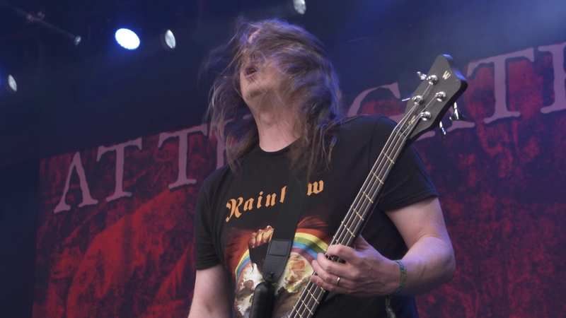 AT THE GATES Slaughter Of The Soul Bloodstock 2018