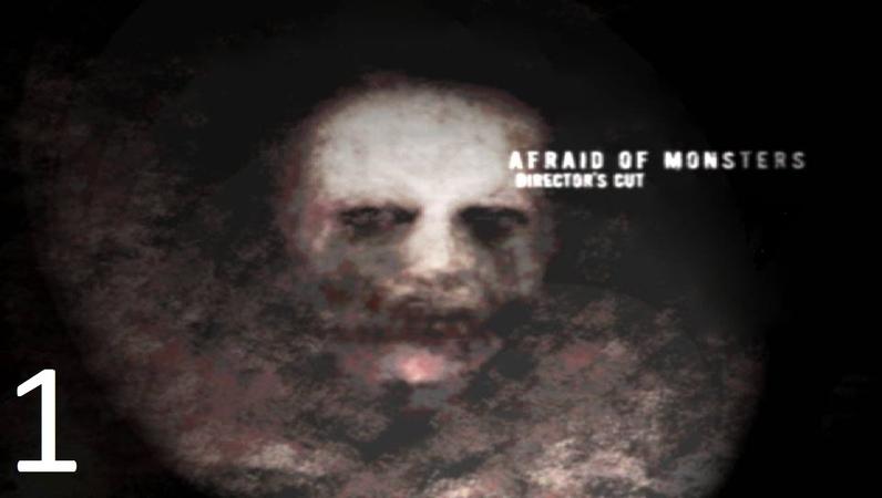 Afraid Of Monsters Director's Cut Прохождение Часть 1