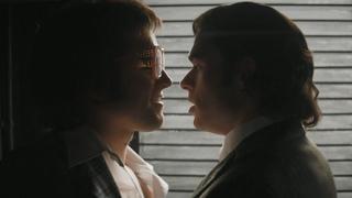 Rocketman / Kiss Scene (Taron Egerton and Richard Madden)