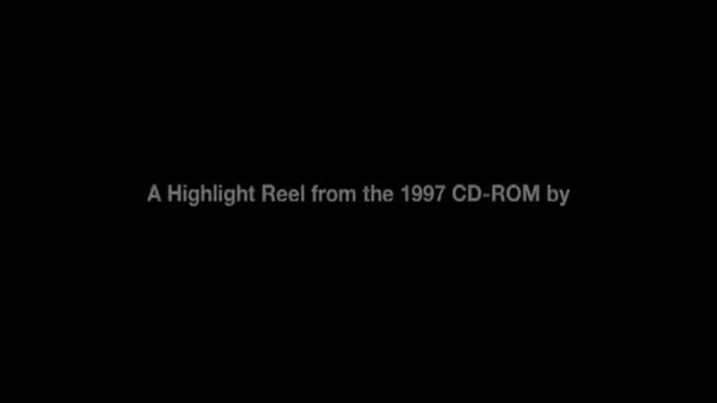 Blam 3 CD ROM Reel by Necro Enema Amalgamated