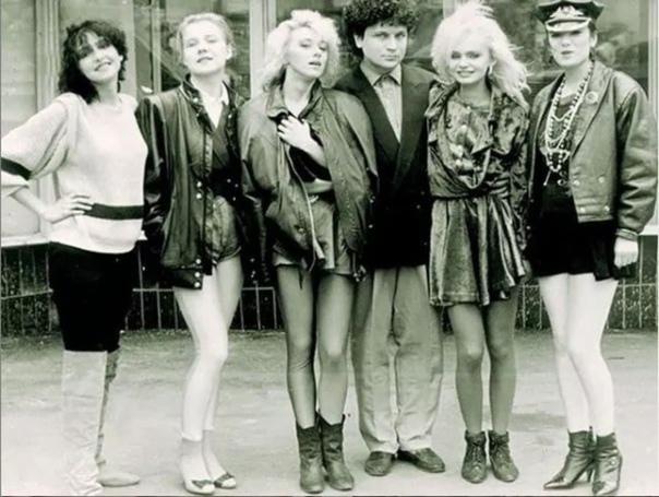 Группа «Комбинация» и Сергей Минаев, 1990 год. Помните таких .Спасибо за и подписку