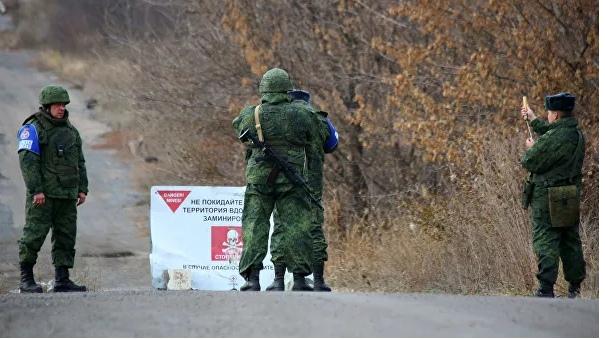 ДНР и Украина согласовали дату разведения сил в Петровском