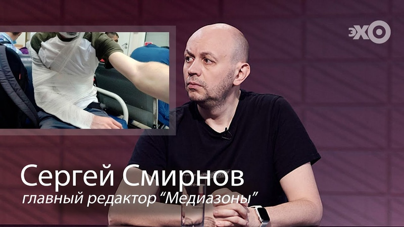 Полицейский сломал руку корреспонденту Медиазоны на избирательном участке в Санкт Петербурге
